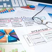 marketing strategy charts