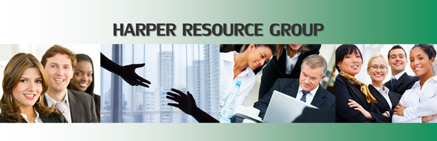 Harper Resource Group Website Header